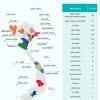 베트남 5월 9일 현재 확진자 발생한 23개 지역은 어디?
