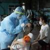 호찌민시: 하루만에 약 600건 이상 감염 의심 사례 확인..., 델타 변종 위력 여전