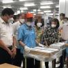 베트남 보건부 차관 한국계 기업 방문해 코로나 방역 상황 확인 등
