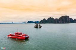 하롱베이를 여행하는 또 다른 방법.., 꼬또섬까지 5성급 쾌속선 도입