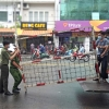 호찌민시: 코로나 양성 사례로 1군에 위치한 식당 및 골목 봉쇄