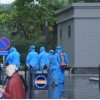 하노이시: 양성 사례로 골드마크 아파트 4개동 일시 차단…, 총선 봉사자로 알려져