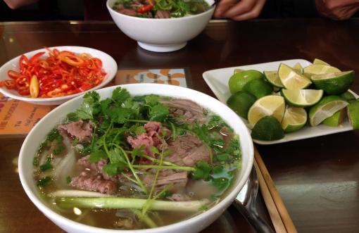베트남에서 먹는 쌀국수, 그거 진짜 맛있나요?