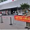 하노이시: 양성 사례 발생으로 프레이저 스위트 빌딩 일시 차단