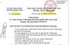 하노이시: 거리두기 연장 및 강화 관련 공문…, 9/6일까지 16호 시행 추가 사항