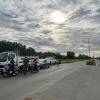 붕따우시: '사회적 격리' 동안 근로자들 오토바이 출근 금지… 등