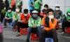 호치민시: 업체가 자체적으로 택배기사 검사 계획 대혼란… 결국 비용 문제