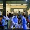 하노이시: 빈홈즈 타임즈 시티 거주자 3,600명 검사 샘플 채취