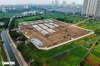 하노이시에도 코로나19 야전 병원 건설 중..., 500~700병상 대규모