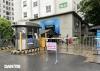 하노이시: 에코홈 2 아파트 의료 봉쇄 후 검사 진행… 단지내 양성 사례 3건 발생