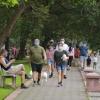 하노이시: 많은 사람 모이는 공원, 화원... 등에서 운동 금지 등