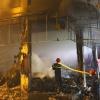 응에안성: 시내 3층 건물에서 화재 발생해 6명 사망