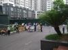 하노이시: 대사관 인근 외교단 신도시 지역 아파트 건물 의료 봉쇄