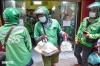 하노이시: 호출앱 기사들에 19개 지역 대상 음식 배달 허용 제안