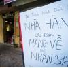 하노이시: 자영업자들 아우성에 일부 서비스 규제 완화하나?