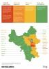 """하노이시에서 """"그린존""""은 어디? 하노이시 교외 지역에 주로 분포"""