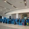 어제 일본에서 342명의 베트남인 다낭으로 송환