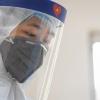하남성 발병지역에 24시간 대응 가능한 야전 병원 운영
