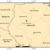 베트남 중부 꽝응아이성에서 지진 하루 4번 연속 발생