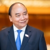 베트남 응옌쑤언푹 전 총리 신임 국가 주석으로 선출