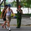 하노이시: 오늘(7/8일) 오후 6시부터 야외 스포츠 및 신체 활동 중단