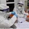 베트남 5월 2일 아침 확진자 추가 없어..., 백신 접종은 총 511,400명 수준