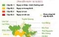 베트남, 전국 33개 성과 시에서 전염병 수준 발표… 위험지역은 발표 안 해