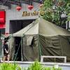 하노이시: 5월 25일 정오부터 식당/이발소/미용실 등 비필수 서비스 일시 중단..., 방역 강화