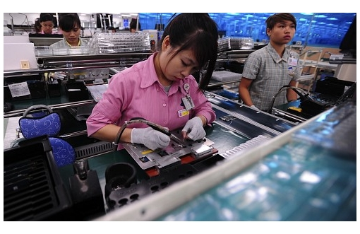 베트남 삼성전자 협력업체들..., 롤러코스터 형국
