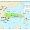베트남 중부지역으로 또 다른 태풍 접근 중.., 10/16일부터 영향