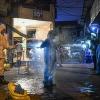하노이시 랑하 지역 약국 방문자 신고 후 검사 요청