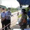 박장성에서 새로운 지역사회 감염 확인…, 해당 지역 봉쇄