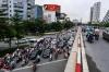 하노이시: 시내 39개 검문소 해체 후 첫 날 도로 곳곳 혼잡