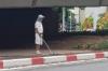하노이시: 고가도로 아래 공터에서 골프 연습하던 남성에 백만 동 벌금