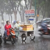 호찌민시 포함 남부지역에 약 8일간 뇌우 동반한 폭우.., 장마는 4월말 예상