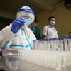 하노이시: 지역사회 감염자 2건 관련 500여 명 검사 결과 모두 음성