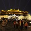 훼, 세계 유산 왕궁 야간 개방 일시 중단..., 기상 변화 대비