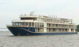 껀터-프놈펜 4성급 국제 유람선 운항 개시.., 4박 5일간 크루즈 여행