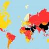 국경없는 기자회 발표 언론 자유도 랭킹 베트남은 세계 175위