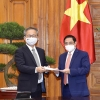 일본, 베트남에 아스트라제네카 100만 도즈 지원..., 내일 도착