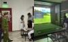 하노이시: 거리두기 기간 중 스크린 골프 친 25명에 벌금 8,000만동 부과