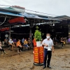 하노이시: 남/북 뜨리엠구에 위치한 도매시장 2개 의료 봉쇄…, 의심 사례 발생