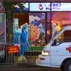 하노이시: 시내 중심 피자 가게 직원 코로나 의심 사례로 의료 봉쇄