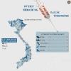 베트남 지역별 코로나19 백신 접종 현황 톱5