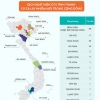 베트남 코로나 '4차 파동' 위기..., 확진자 발생한 지역은 어디?