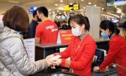 비엣젯 항공: 국내선 승객 대상 코로나 상해 보험 출시..., 4월 23일부터 적용