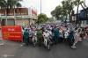 호찌민시: 검역 검문소에 쏟아지는 시민들로 주요 도로 정체
