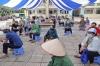 하노이시: 목표 달성 위해 1,500개의 백신 접종 센터 설치 완료