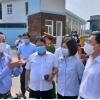 하노이시 인민위원장 '도시 전역 봉쇄'는 고려 않아..., 현 상화 통제되고 있다.