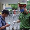 하노이시: 코로나 방역 15대 규정 위반 사례에 '강력 처벌'